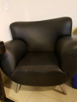 Leather 1 seater