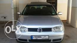 golf 4 / 2002 /only 117000 km !!! full
