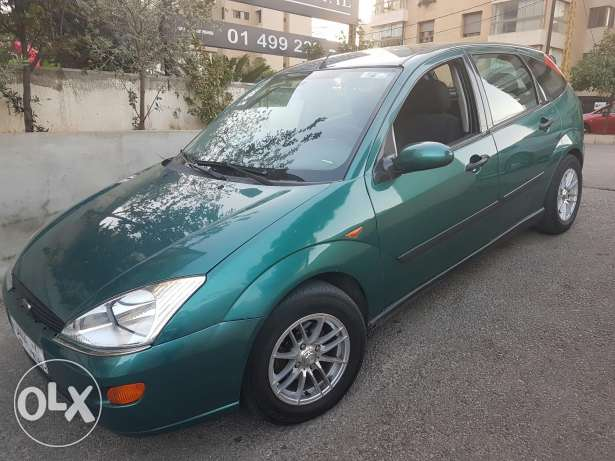 Ford Focus European source, full option in very good conditions بعبدا -  3