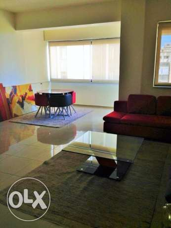 mk841Cosy Furnished apart for rent in Ain El Mreisseh, 75 sqm, 4th fl