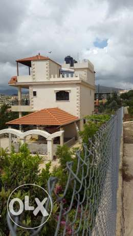 villa for sale in kfarouman