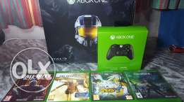 Xbox One in Great condition for sale.