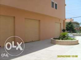 Depot for rent-Amchit near sporting club =نادي عمشيت