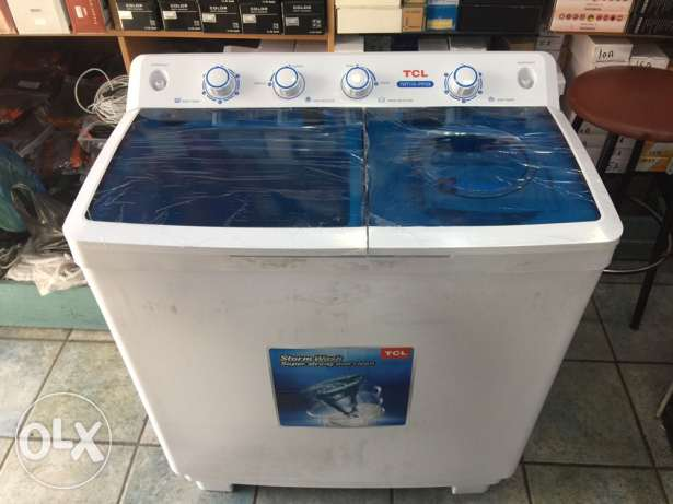 washer 10 kg with 1 year warranty NEW