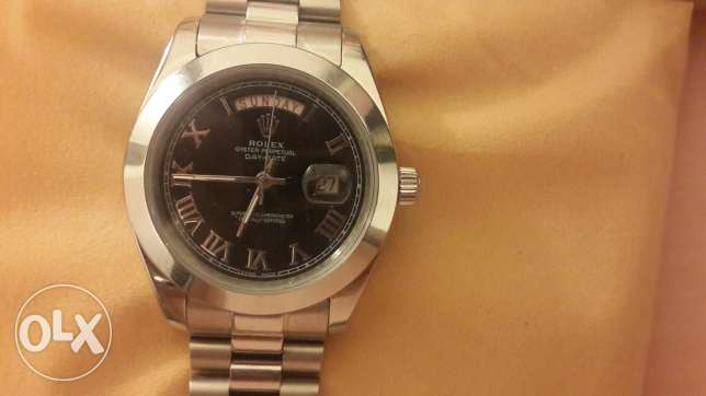 Rolex oyster perpetual day date - replica - new بعبدا -  6
