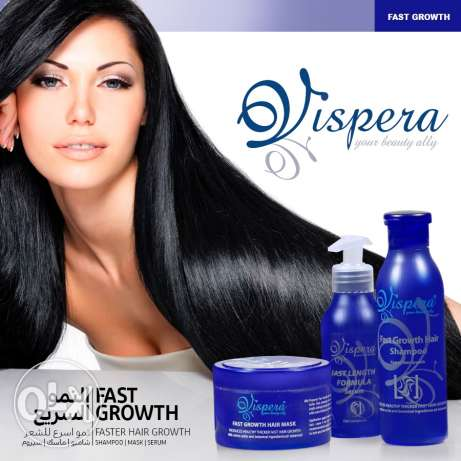 Mask, Serum, Shampoo for Faster Hair Growth