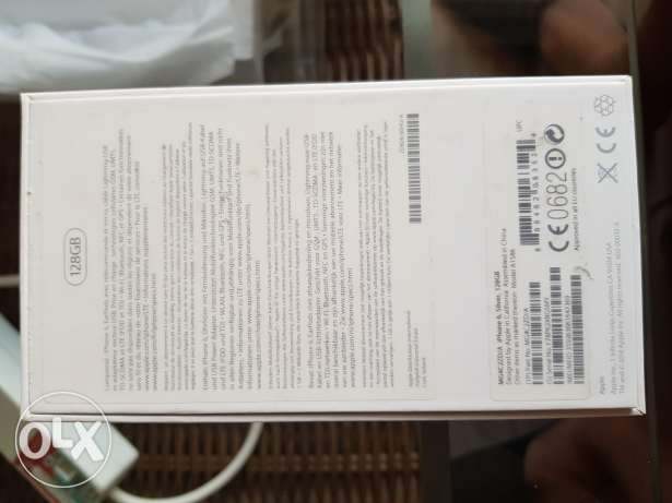 iPhone 6 128GB white