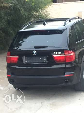 x5 clean carfax black black