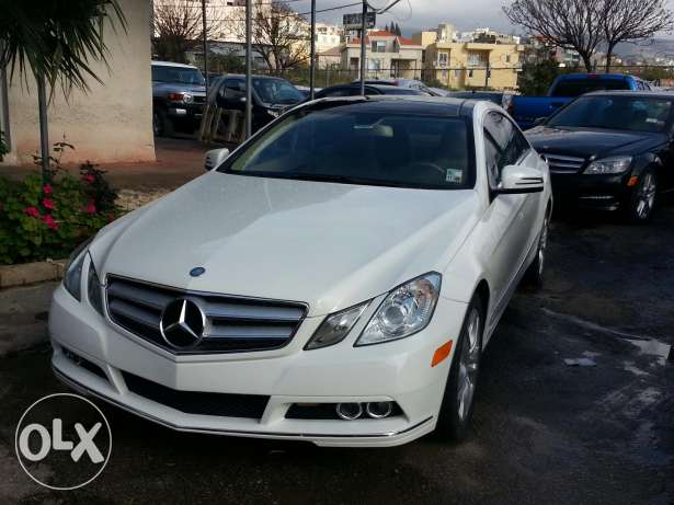 E350 with sport look AMG panoramic navigation camera full options bran