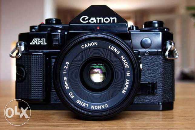 Canon A1 body only
