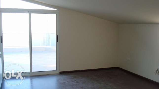 ZN134, Attractive Roof for rent located in Roumieh, 110sqm.