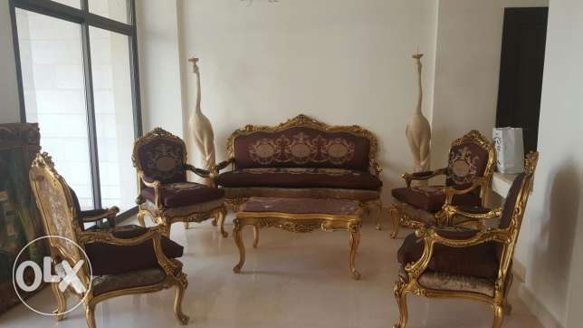 New furniture , from egypt , for more info contact me For sale