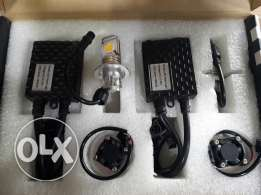 Led lights for all cars h7 and h4