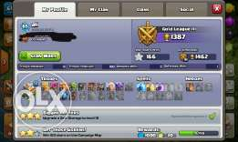 Clash of clans townhall 7 max 3am ysir 8