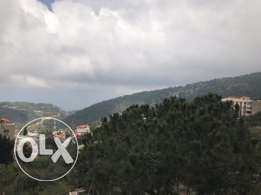 3rd floor apartment for sale in Joura / Broumana with mountain view