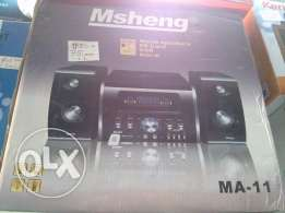 Msheng Music Speakers