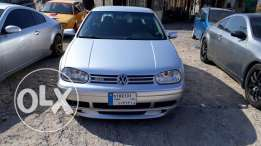 GOLF 4 GTI turbo for sale or trade