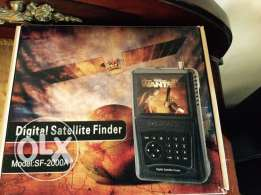 For salle digital satellite finder perfect condition salle