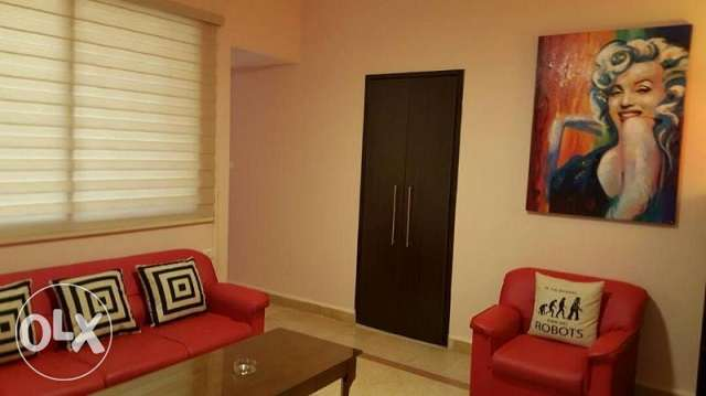 MK901, Furnished apartment for rent in Hamra, 60sqm, 3rd Floor.