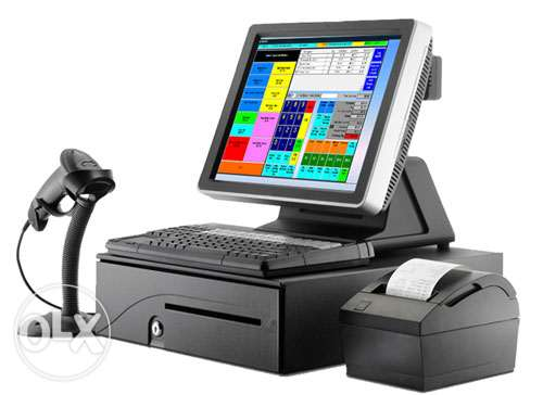 cashier pos barcode system