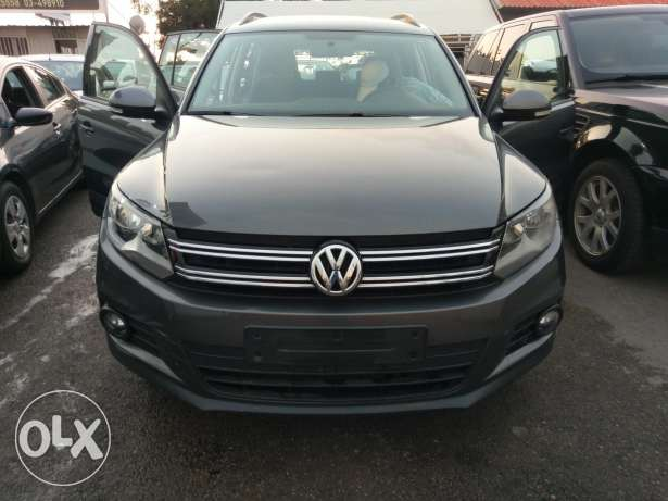 Vw tiguan 2013 kettaneh origin 70000 km like new