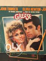 grease double alboum. movie soundtrack