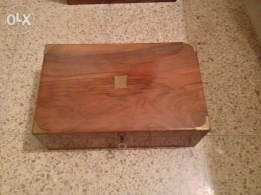 Antique U.K. writing box