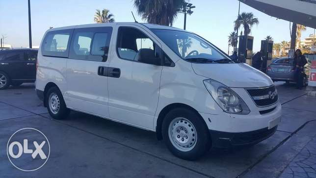 Hyundai H1, 2014, jdeeeed, MANUAL (Special Price)