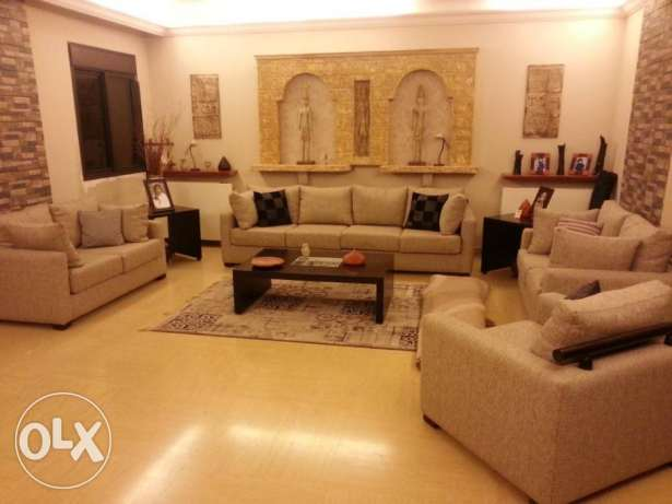 Mansourieh apartment for sale