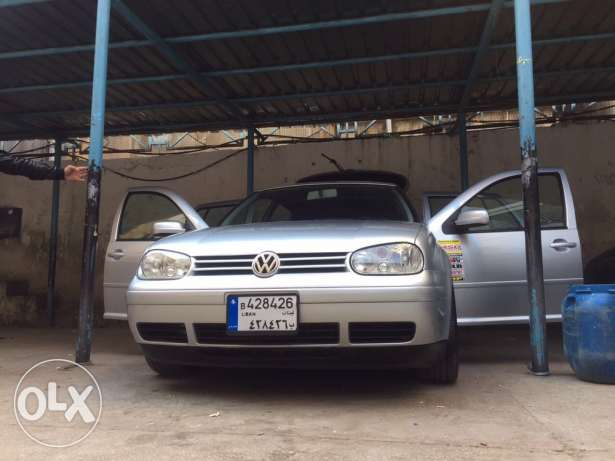golf 4 2003 for sale