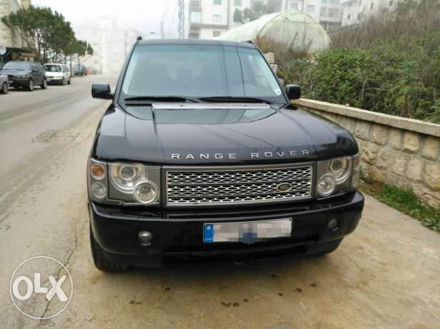 Range rover vogue 2003 full option in great condition