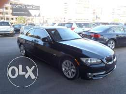 BMW 328 i 2011 convertible,new look,sensor,keyless,bluetouth,blac