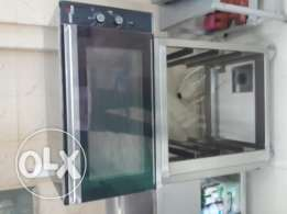 """Convection oven 4 trays """"Best For brand Italian"""""""