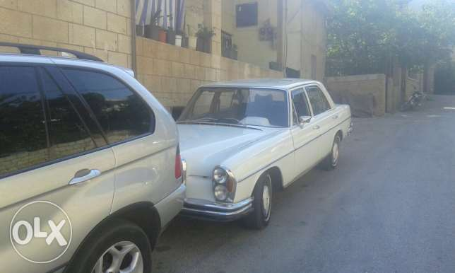 Benz 280 S super clean عاليه -  3