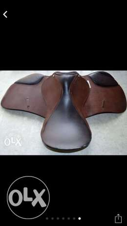 real leather hand made horse saddles