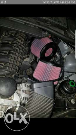 Dci (dual cone intake) for bmw e92 335 bizido 30whp on map 2 راس  بيروت -  1