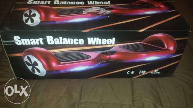 Smart Balance Wheel ( brand new , Red )