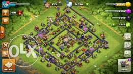 Clash of clan game