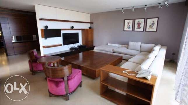 Furnished Apartment (Duplex) for Rent in Mtayleb