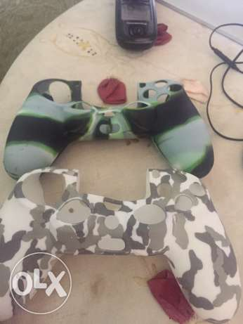both ps controller cover