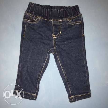Carters jeans boy/girl new no tag