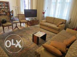 Fully furnished apartment for rent Achrafieh Fassouh