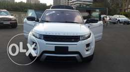 Range rover evogue daynamic