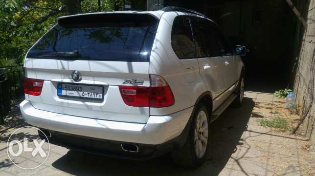 Clean x5 car for sale