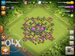 clash of clans no one can defeat the base