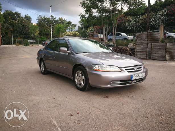 Honda accord model 2000 full vitess 3ade