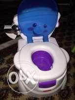 potty and walker fisher price