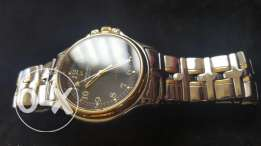 original Raymond Weil Parsifal Watch 18k yellow gold and stainless