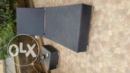 Relax chair long wz table