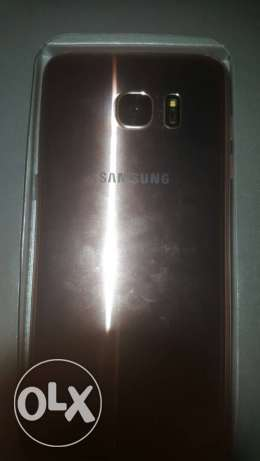 Samsung galaxy s7 edge special edition bronze only for 480$